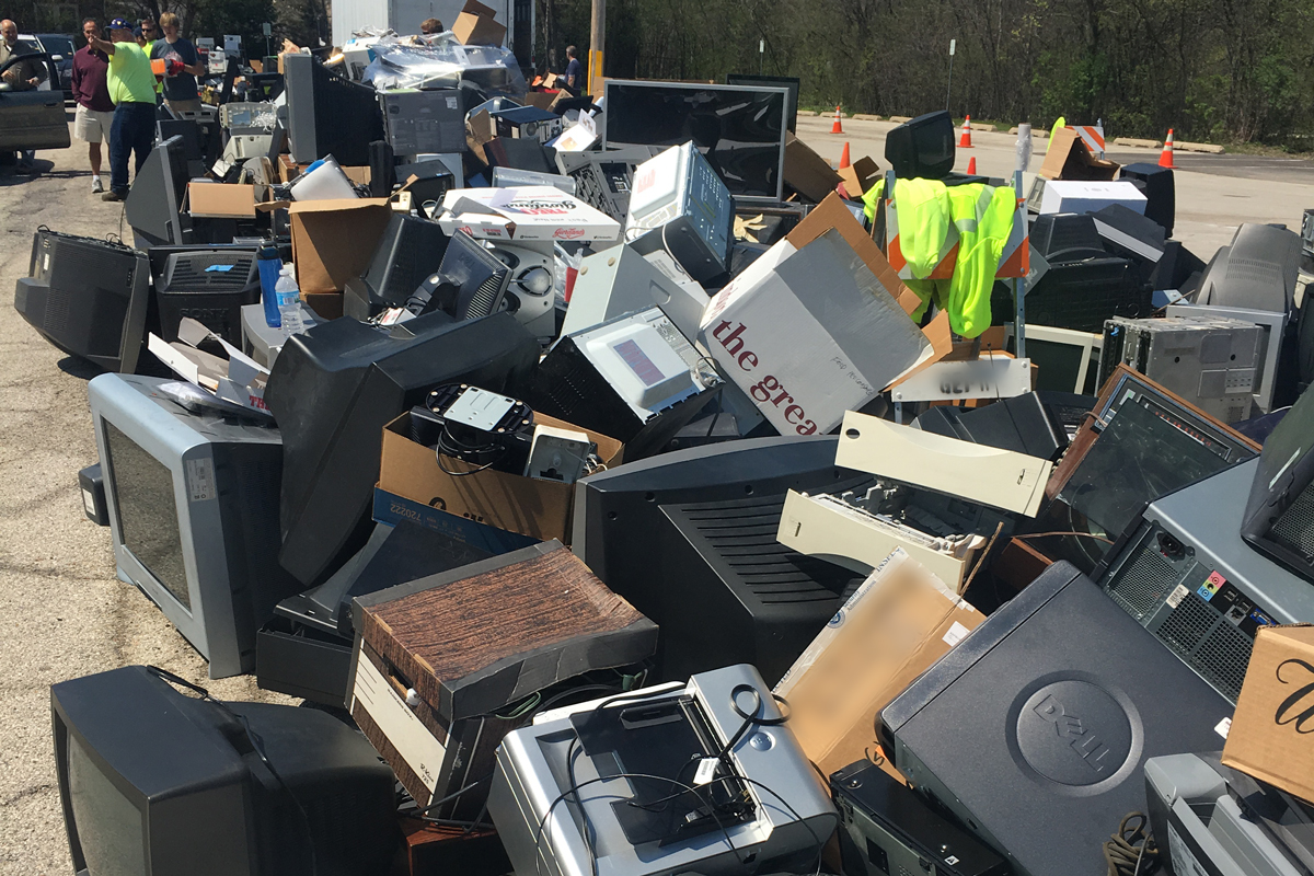 Electronic Recyclng