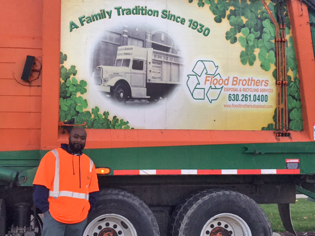 Undra Modacure – Flood Brothers Driver/Employee of the Month