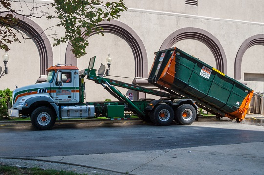 Flood Brothers Roll Off Dumpster Rental