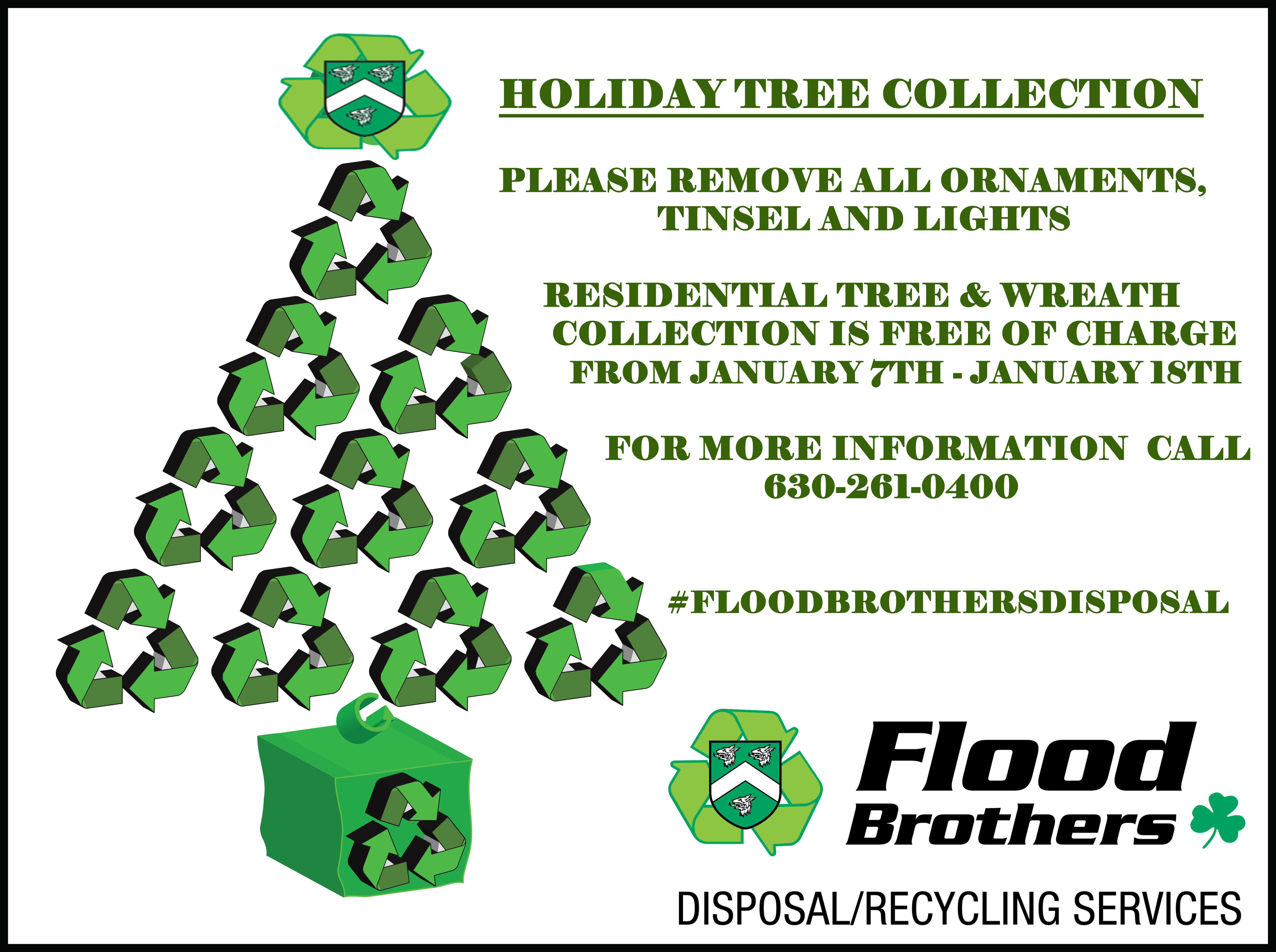 Tree Recycling 2018